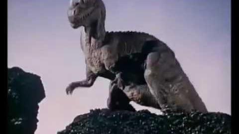 Les dinosaures- Monstres de l'antiquité