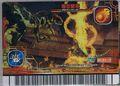 Volcano Burst Card 12
