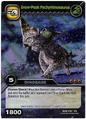Pachyrhinosaurus-Snow-Peak TCG Card 2-Collosal