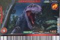 Giganotosaurus Card 4