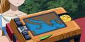Dino Bracer map
