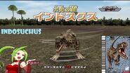 Dinosaur King 古代王者恐竜キング- Wake up! New Power!!- Indosuchus (Alpha Gang (classic))