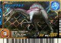 2006 Rainy Spinosaurus