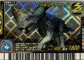 2006 Rainy Pachyrhinosaurus