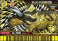 Triceratops super card