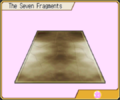 Stone Fragments 0 - None