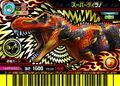 Tyrannosaurus - Terry Super Card