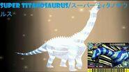 Dinosaur King 古代王者恐竜キング- Wake up! New Power!!- Super Titanosaurus (Space Pirates (stage 3))