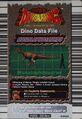 Monolophosaurus Card Eng S1 2nd back