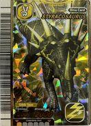 English Series 2 1st Edition Styracosaurus