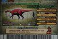 Muttaburrasaurus Card Eng S2 4th back