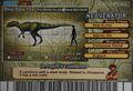Neovenator Card Eng S2 4th back