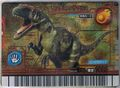 Yangchuanosaurus Card 3