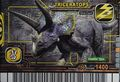 Triceratops Card Eng S2 4th
