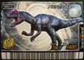 Allosaurus fragilis Card 6