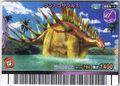 Kentrosaurus Card 2
