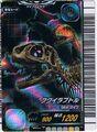 Fukuiraptor Skeleton Card 1b