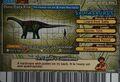 Saltasaurus Card Eng S2 4th back