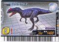 Allosaurus fragilis Card 5
