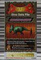 Chasmosaurus Card Eng Nemesis back