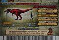Albertosaurus Card Eng S2 4th back