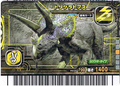 Triceratops Card 11