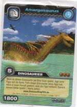 Amargasaurus dkpm