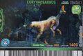 Corythosaurus Card Eng S2 2nd