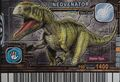 Neovenator Card Eng S2 4th