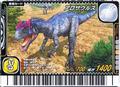 Allosaurus fragilis Card 8