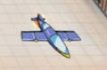 Alpha Escape Plane 1