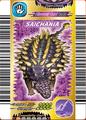 Saichania Card 2