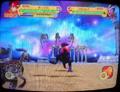 Deinonychus arcade Scissors attack