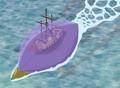 Alpha Pirate Ship Submarine Mode