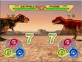 Dinosaurking - Tyranno Comparison