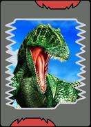 1.8 Carcharodontosaurus