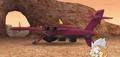 Alpha Transport (back)