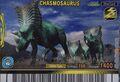 Chasmosaurus Card Eng S2 2nd