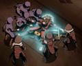 Takeda's Fate
