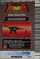 Saltasaurus Card Eng S1 3rd back