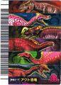 Alpha Dinosaurs Card 2