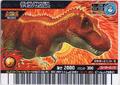 Tyrannosaurus Card (Super) 1