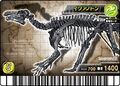 Iguanodon Skeleton Card 1