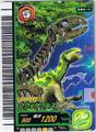 Fukuisaurus Skeleton Card 1