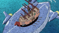 Alpha Pirate Ship Undersea Section