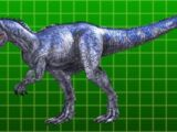 Allosaurus/fragilis