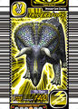 Triceratops Card 15