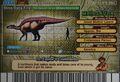 Maiasaura Card Eng S2 4th back