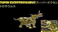 Dinosaur King 古代王者恐竜キング- Wake up! New Power!!- Super Eucentrosaurus - Space Pirates Stage 2