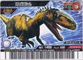 Sinraptor Card (Super) 1